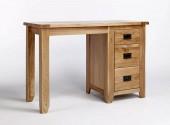 Westbury Reclaimed Oak Dressing Table
